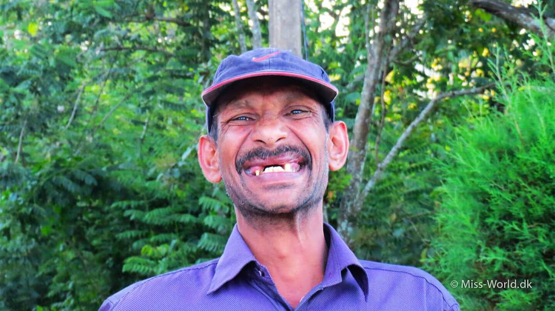 Sri Lanka Ella- Funny Man