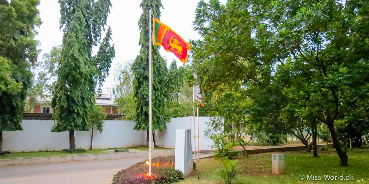 Det danske konsulat i Sri Lanka
