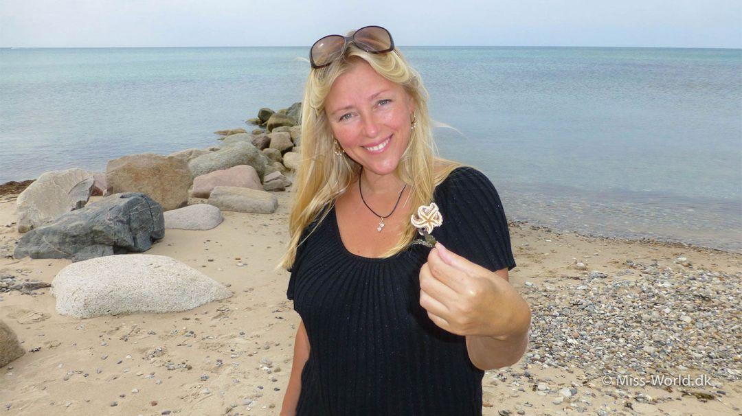Travel blogger Trine Handskemager