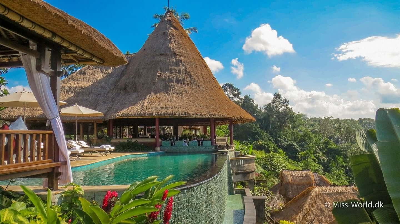 Viceroy Bali • 5 Stjernet luksus i Ubud
