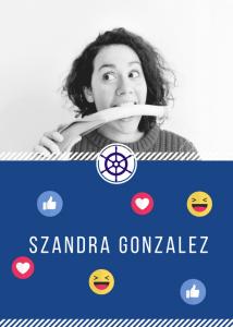 Szandra Gonzalez - Calendrier Digital du 5 décembre 2017 - Projet de Miss Marketing