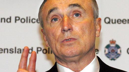 Bill Bratton am 15.03.2005