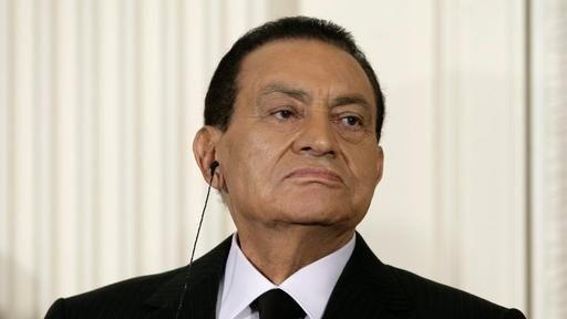 Hosni Mubarak (Archivbild vom September 2010)