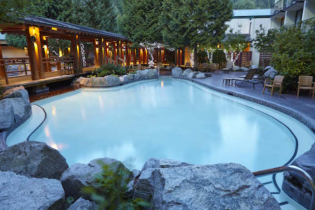 Win A Romantic Harrison Hot Springs Getaway Vancouver
