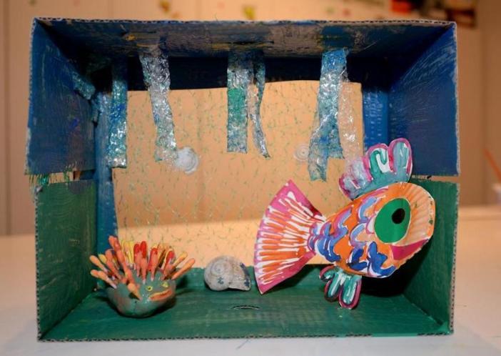 Mali kreativci morska slika | Author: Marko Prpić/PIXSELL