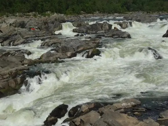 The Waterfalls at Great Falls – #FriFotos