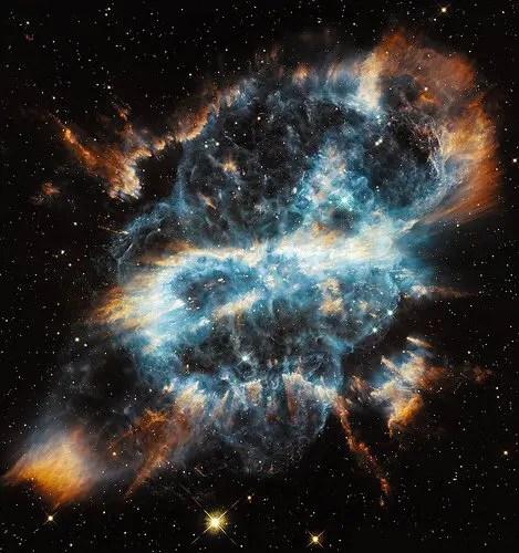 Hubble Nebula 5189