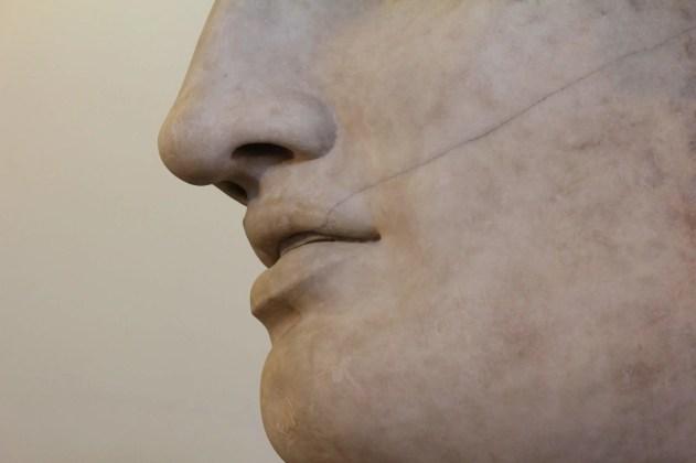 femaleromanstatue_detail_face