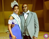 WITH FAMILY AT MISS AFRICA WASHINGTON STATE 2016