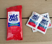 Wet Wipes Photo