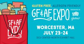 GFAF Expo Blogger Worcester