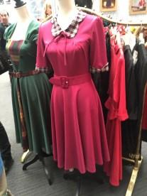 Miss Victory Violet's collaboration dresses