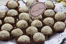 Sesame Seeds Brigadeiro