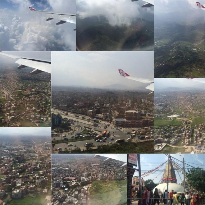 aterratge kathmandu - Srongtsen Bhrikuti Boarding High School