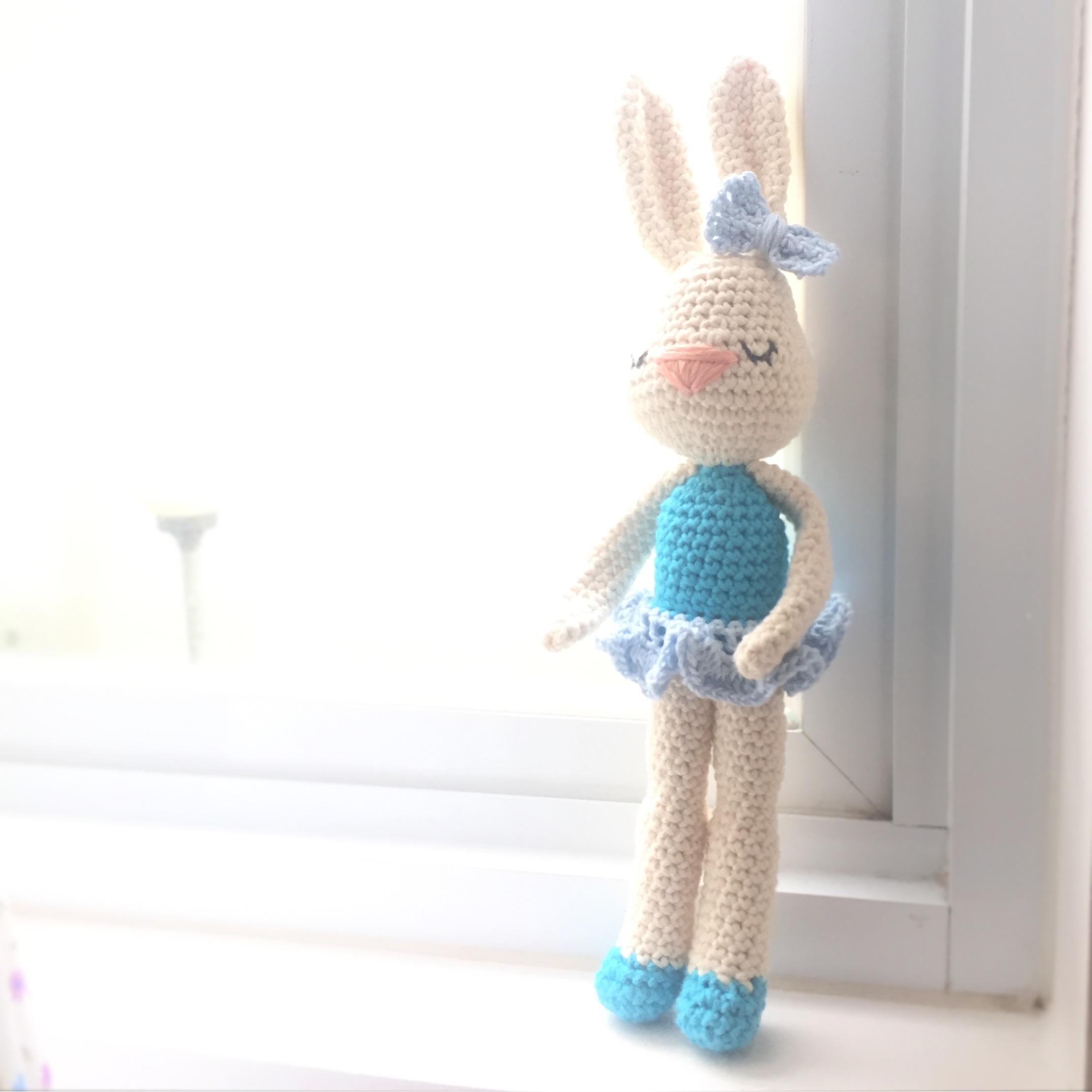 Cat Ballerina Amigurumi Doll - Free Crochet Pattern! - AmVaBe Crochet | 2218x2218