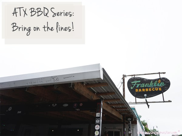 Franklin Barbecue, Best Barbecue