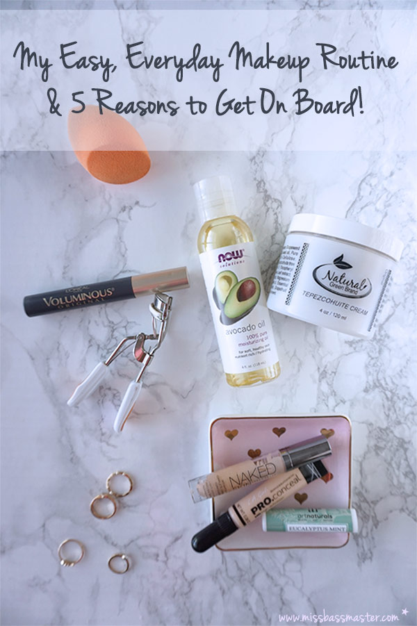 My Daily Makeup Routine