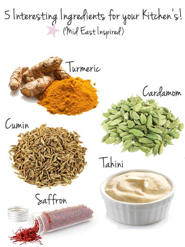5-Interesting-Ingredients
