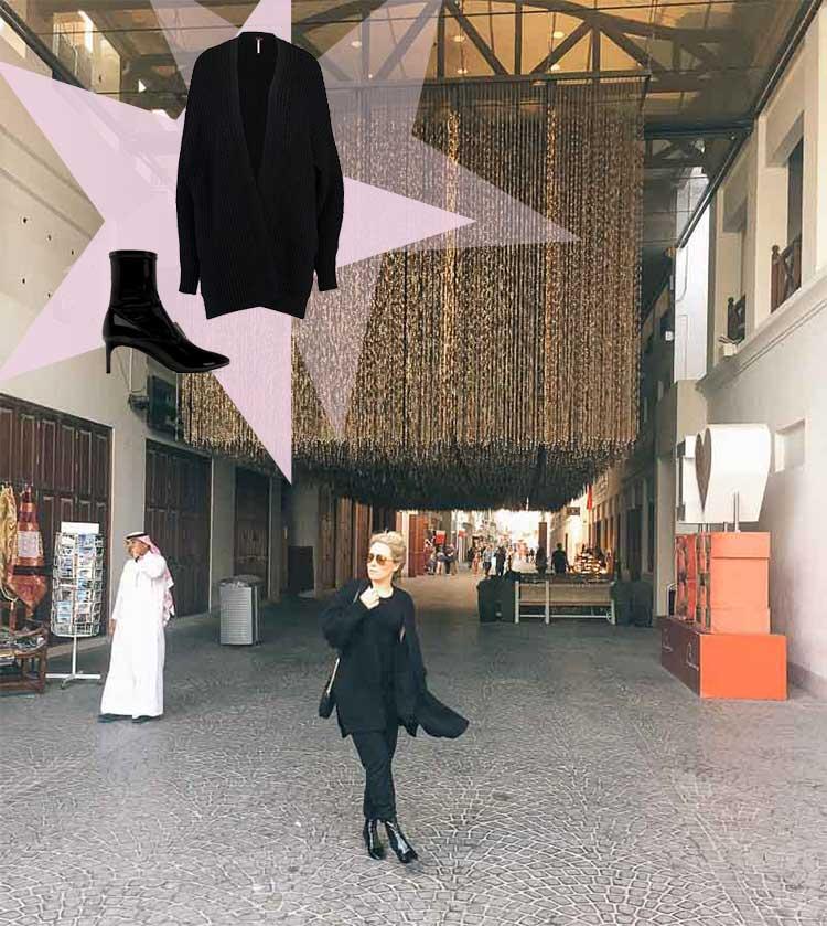 Dubai-Cardigan