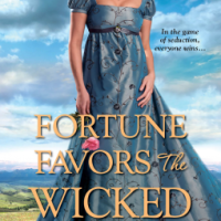 Review: Theresa Romain's FORTUNE FAVORS THE WICKED