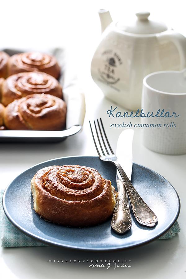 kanelbullar cinnamon rolls