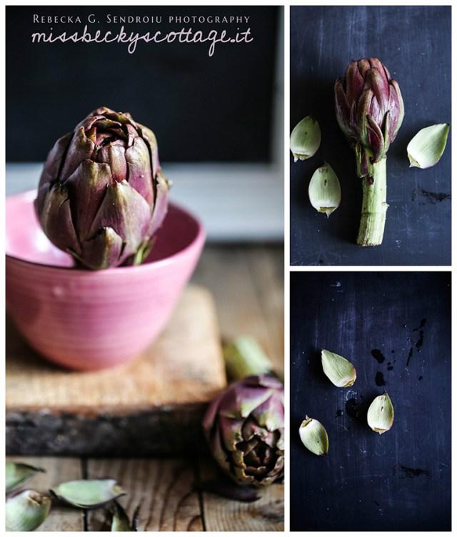 artichoke Collage