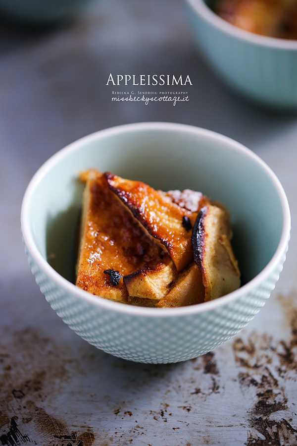 apple cake appleissima