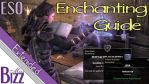Enchanting Guide ESO Extended