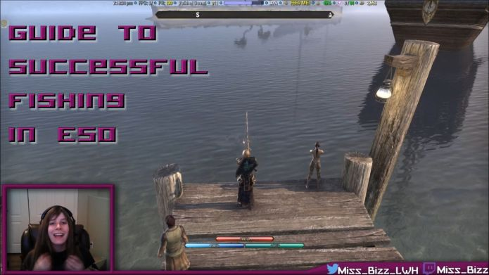Fishing in ESO