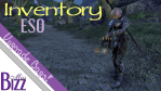 Inventory in Elder Scrolls Online Guide