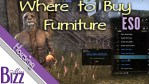 Where to Buy Furniture in ESO