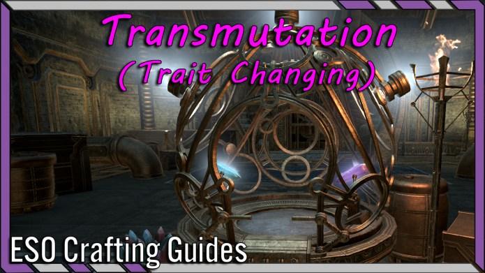 Transmutation Guide
