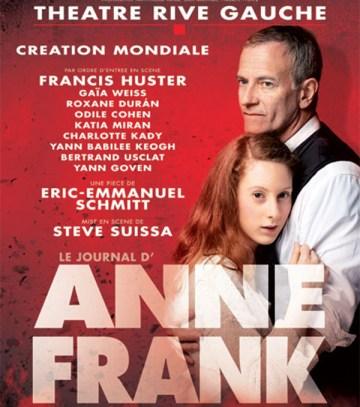 Le journal d'Anne Frank, la pièce - Sortie Paris - Culture - Histoire - Mémoire - Miss Blemish