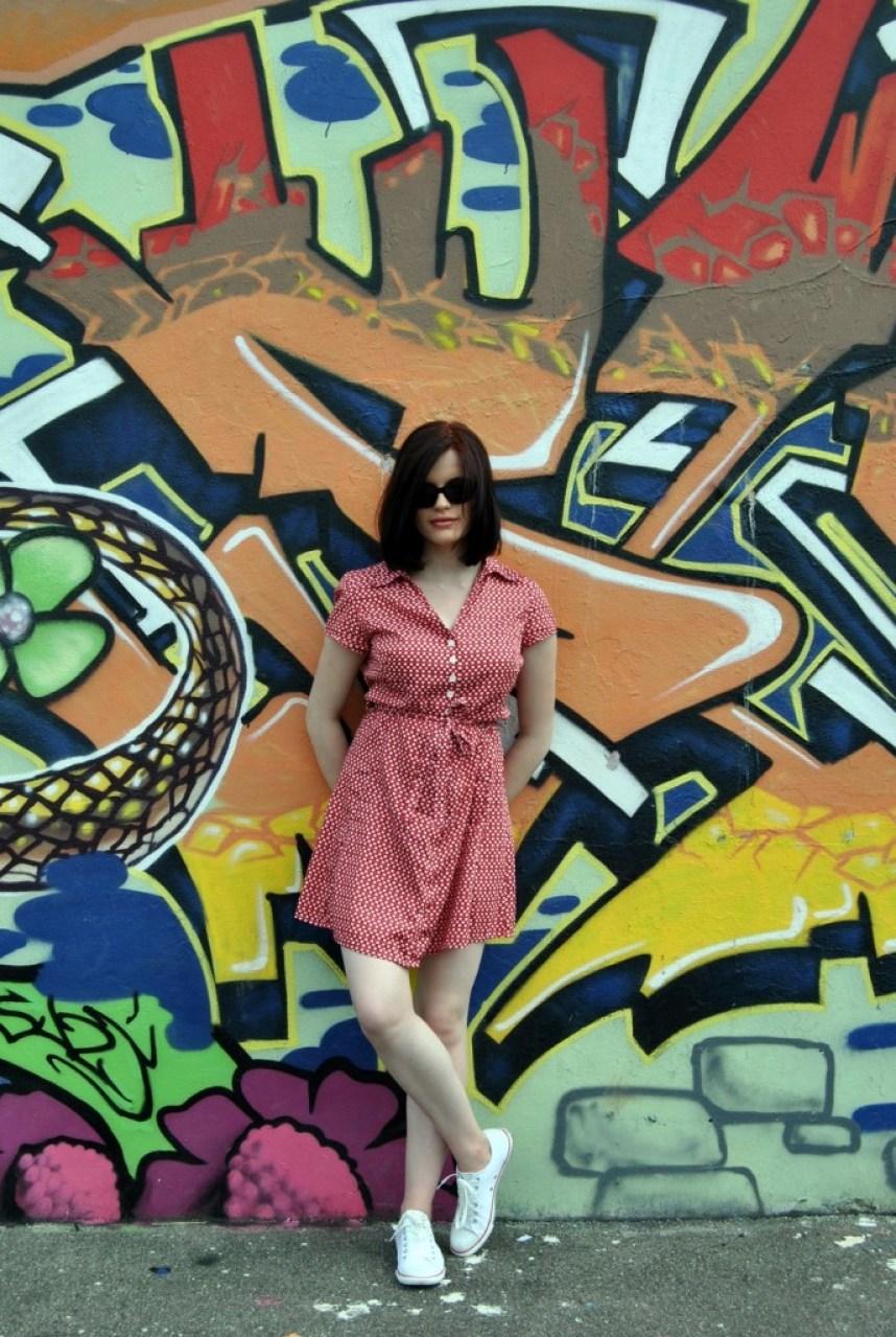 Urban poupoupidou - mode rétro - Miss Blemish
