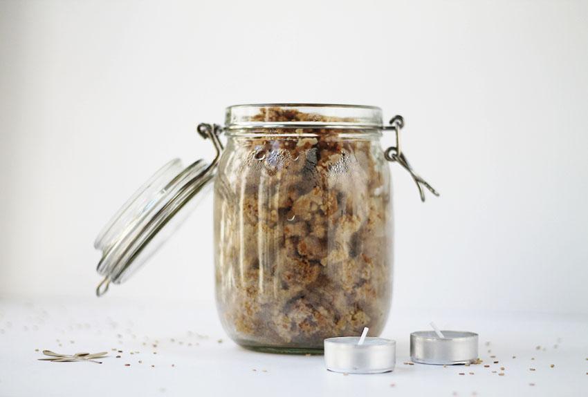 Mon granola gluten free - Miss Blemish