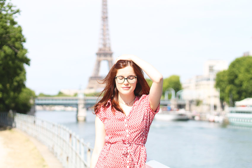 Summer in Paris - look - mode - Miss Blemish