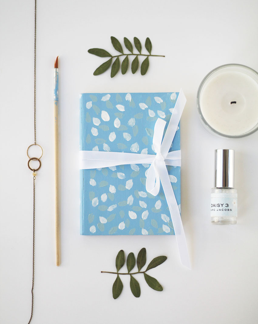 Les Boréales - Blue Mood : Un joli motif provençal (DIY) - Miss blemish