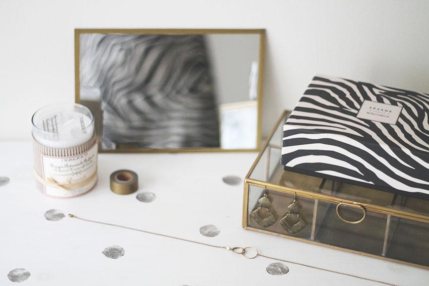 DIY Un miroir ancien (enfin presque) - Créer - Miss Blemish