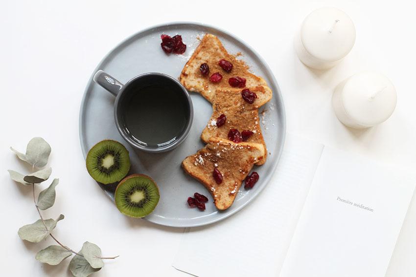 4 petits-déjeuners sans gluten - Cuisine Saine - Miss Blemish