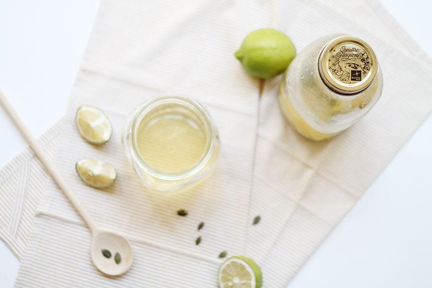The glace maison | The vert, mangue, citron vert et menthe - Recette - Miss Blemish
