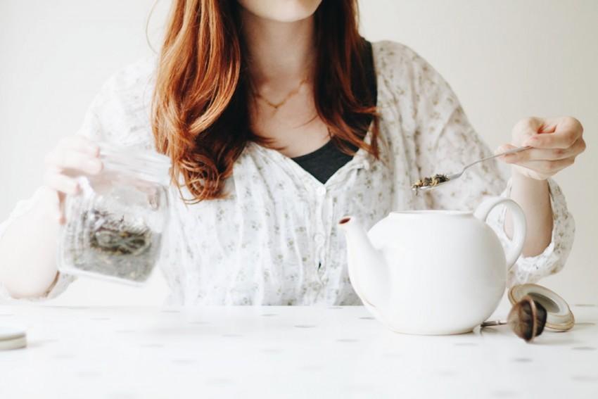 Comment infuser les thés parfumés ? - slow lifestyle - Miss Blemish