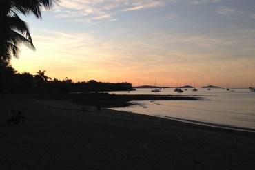 airlie beach sonnenuntergang