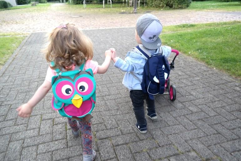 Mamablog Missbonnebonne Affenzahn Baby-Freundschaft