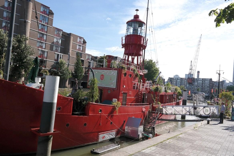 Wochenende in Rotterdam