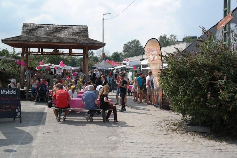 Street Food Festival Foodora Missbonnebonne Jack in the Box Köln Ehrenfeld