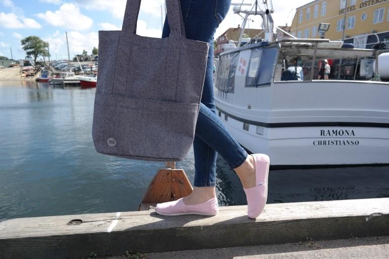 MissBBontour Missbonnebonne Reiseblog Dänemark Camping Urlaub Bornholm kulinarisch Hafen mipac toms