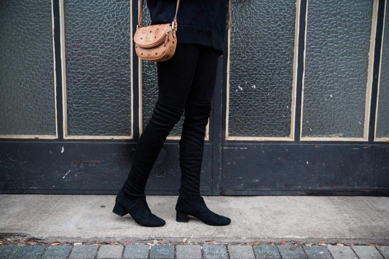 Missbonnebonne Fashionblog Köln Bonn Sweater Overknees MCM Shooting Outfitpost Modeblog (4)