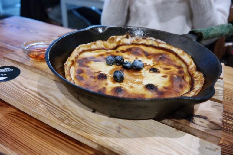 Café Buur Köln Pancake