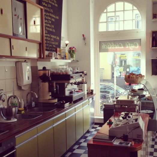Cafe Lieblich Südstadt Bonn