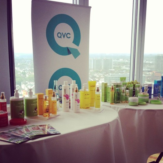 qvc m asam beautypress bloggerevent